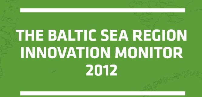 BSR Innovation Monitor 2012