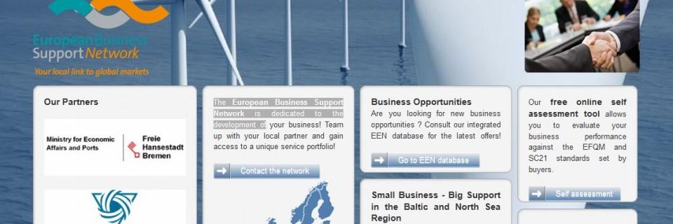 European Business Support Network